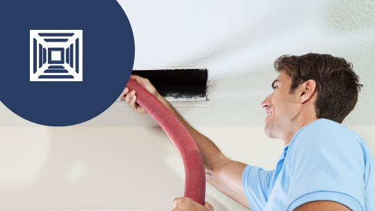 Display image for A/C Duct Cleaning