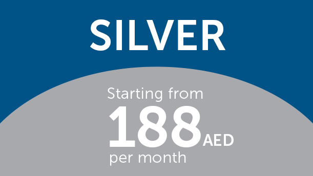 Display image for MPLUS+ SILVER (MONTHLY)